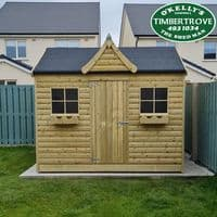 The Cottage Garden Shed